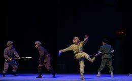 €œTaking τίγρη Montain οπερών προσπάθεια-Πεκίνο από Strategy† Στοκ Εικόνες