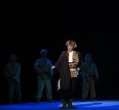 €œTaking τίγρη Montain οπερών σταθερός-Πεκίνου στάσεων από Strategy† Στοκ Εικόνα