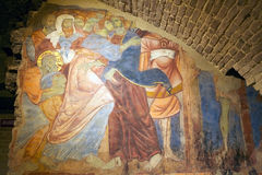 Taking of Christ, Siena, Italy Stock Photography