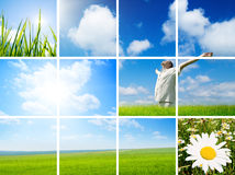 Taking energy stock images