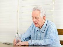 Taking medicals Stock Photography