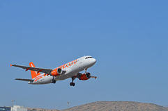 Easyjet Royalty Free Stock Images