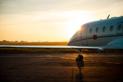Taking off. Stock Photography