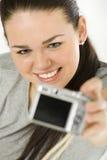 Taking photo Stock Photos