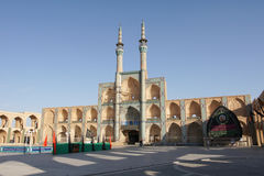 Takiyeh Amir Chaqmaq,Yazd, Iran, Asia Royalty Free Stock Images