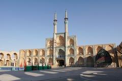 Takiyeh Amir Chaqmaq, Yazd, Irán, Asia Imágenes de archivo libres de regalías