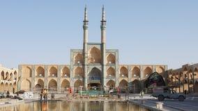 Takiyeh emir Chaqmaq, Yazd, Iran, Azja Obrazy Royalty Free