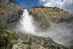 Takkakaw Falls Stock Photos