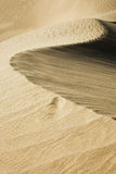 Taklamakan desert Royalty Free Stock Photography