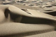 Taklamakan desert Royalty Free Stock Photography