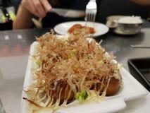 Takoyaki photo libre de droits