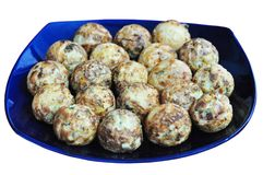 Takoyaki Royalty Free Stock Photos