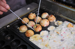 Takoyaki Royalty Free Stock Images