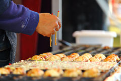Free Takoyaki Royalty Free Stock Images - 38454909