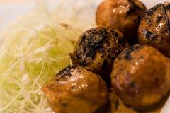 Takoyaki Стоковая Фотография RF