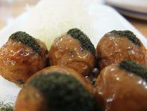 Takoyaki Photos libres de droits