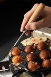 Takoyaki Royalty-vrije Stock Foto's