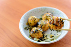 Takoyaki Royalty Free Stock Photo