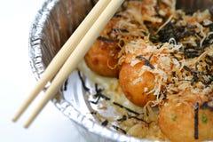 Takoyaki Royalty Free Stock Photo