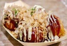 Takoyaki stock fotografie