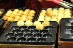 Takoyaki Stock Photography