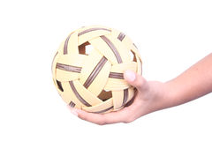 Takraw Ball Royalty Free Stock Photos