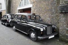 taksówka London Zdjęcia Stock