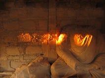 Taksilla Bouddha Image libre de droits