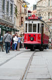 Taksim Istiklal Street Stock Photography