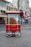 Taksim Istiklal Street Stock Images