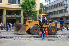 Taksim kwadrat Fotografia Stock