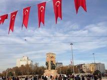 Taksim meydani Fotografia Stock