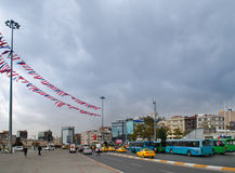 Taksim Square, Istanbul Royalty Free Stock Images