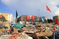 Taksim Square Royalty Free Stock Photos