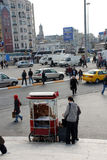 Taksim square Royalty Free Stock Photos