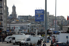 Taksim square Stock Photography
