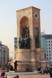 Taksim Square Stock Images