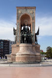 Taksim Square, Istanbul, Turkey. Stock Images