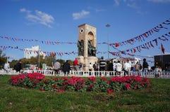 Taksim Squarre Royaltyfri Bild