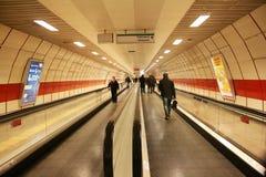 Taksim stacja metru Obraz Royalty Free