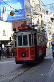 Taksim tranport Royalty Free Stock Photo