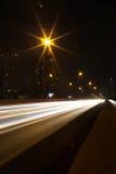 Taksin-Brücke in Bangkok Stockbild