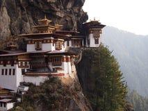 Taktsang Dzong Stockfotografie