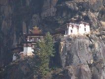 Taktsang Dzong Foto de Stock Royalty Free