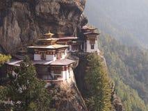 Taktsang Dzong Stockfoto