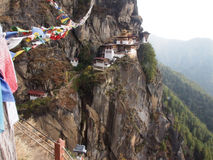 Taktsang Dzong Imagens de Stock