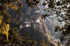 Taktsang Monastery - Bhutan Royalty Free Stock Image