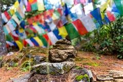 Taktsang, Paro province Bhutan Sep 2015. Stock Image