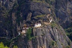 Taktshang Goemba, Μπουτάν στοκ εικόνες