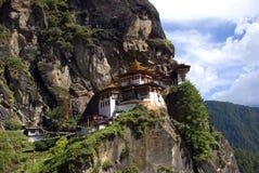 Taktshang Goemba, Μπουτάν στοκ φωτογραφία με δικαίωμα ελεύθερης χρήσης